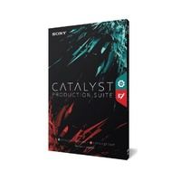 Sony Catalyst Production Suite (Download) Educ