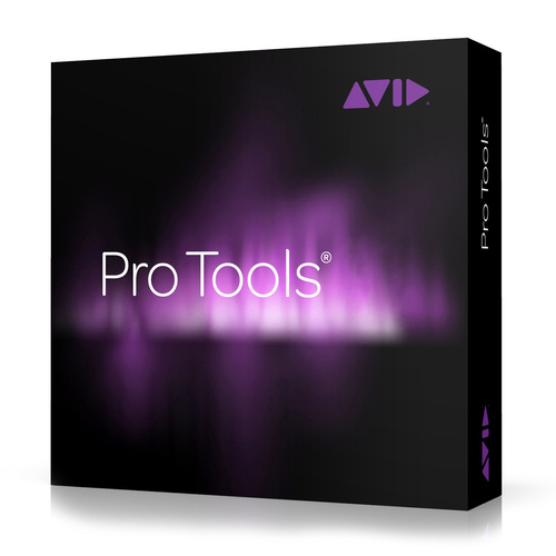 Avid Pro Tools Student/Teacher Edition Annual Subscription