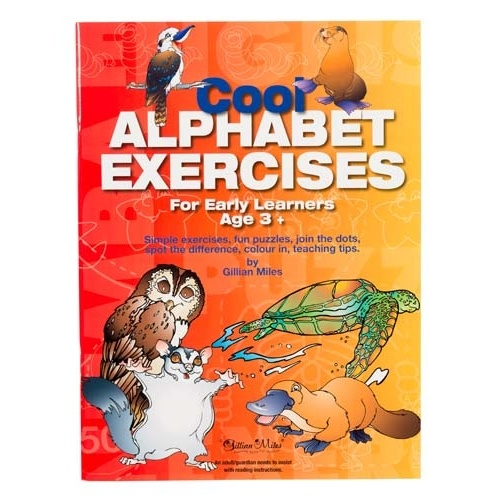 Gillian Miles - Cool Alphabet Exercises